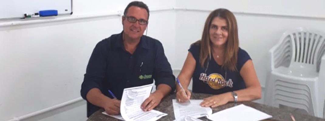 Caminhos de San Conrado é o mais novo cliente da Green Paisagismo