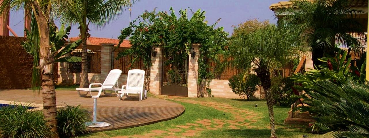 Green Paisagismo se prepara para retornar a projetar e executar paisagismo em residencias